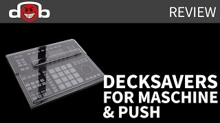Decksaver for Maschine Studio and Ableton Push 2 Review