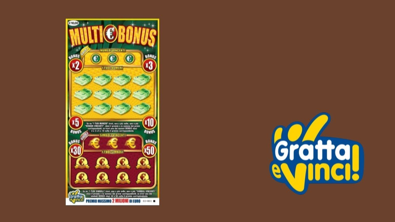 Multi Bonus - lit.grattaevinci.com