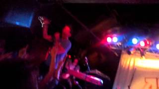 "Andy Grammer ""Slow/Airplanes"" -Boston 2/12"