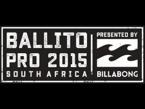 The Ballito Pro 2015 Presented by Billabong QS womans event & Mens trials