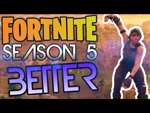 Better - Fortnite Battle Royale Montage (FNBR Season 5)