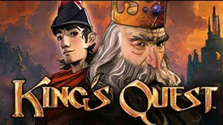 Let's Play Kings Quest #5 Lebwohl Achaka :c
