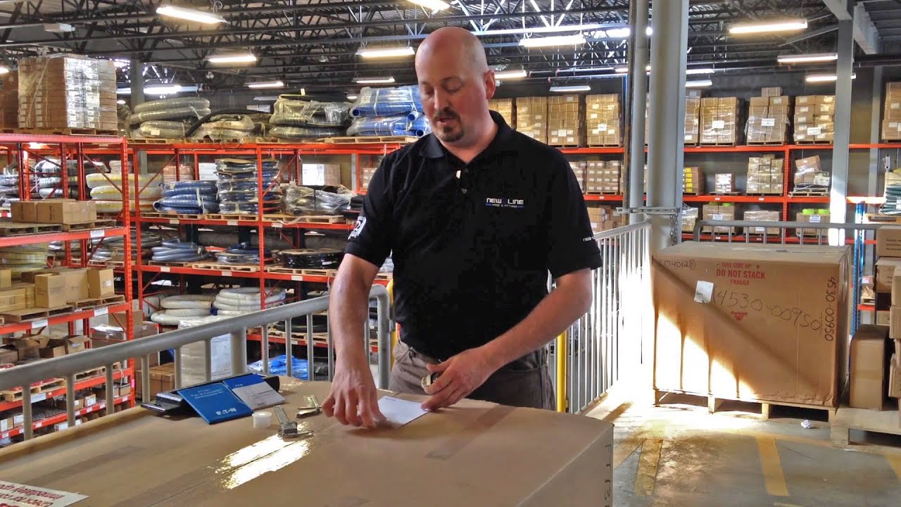 How to tell what kind of hydraulic fitting you have