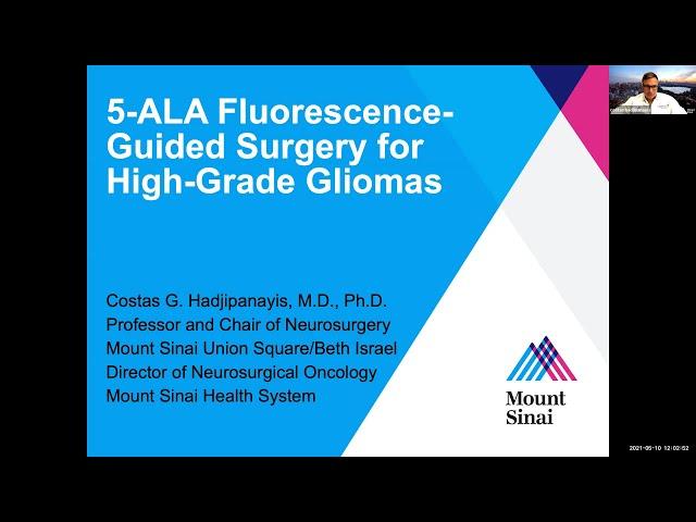 5-ALA Flourescence-Guided Surgery High Grade Gliomas
