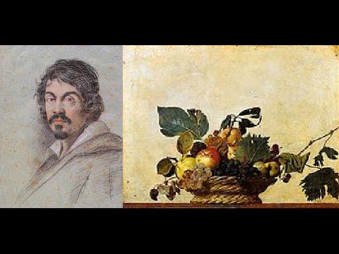 Caravaggio Dipinti Con La Frutta E Natura Morta Dal 1592 Al 1596