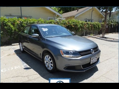 2013 VW Jetta SE with Convenience Package #2060
