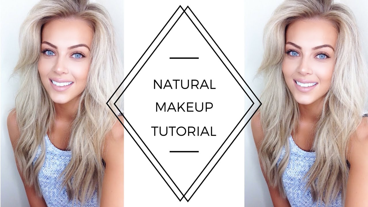 Natural makeup tutorial chloe boucher youtube baditri Gallery