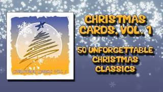 Christmas Cards, Volume 1 - 50 Unforgettable Christmas Classics - Music Legends Book