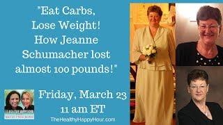 Gina Car - Healthy Happy Hour -  Interviews Jeanne Schumacher