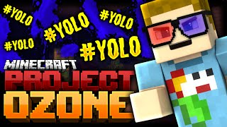 Minecraft: THE SWAG YOLO GLASSES | Project Ozone - Ep: 12