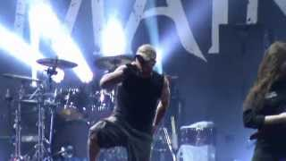 "ALL THAT REMAINS  ""Down through the Ages"" Graspop Metal Meeting 2013"