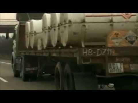 RADIOAKTIVE STOFFE, URANIUMHEXAFLUORID, SPALTBAR - UN 2977 - Gefahrnr. 78
