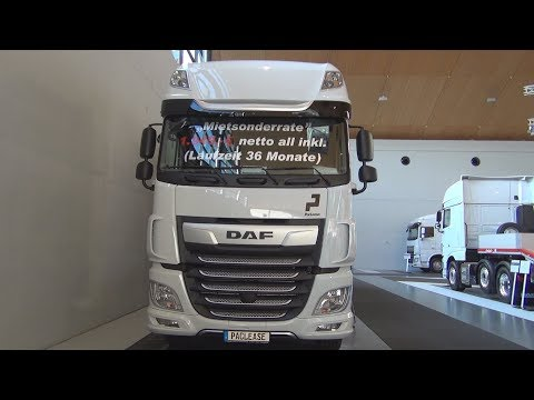 DAF XF 480 FT SSC Tractor Truck (2018) Exterior and Interior