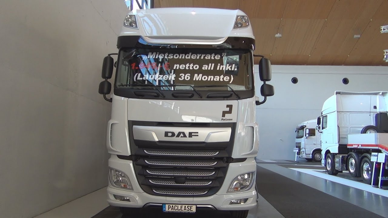 Daf 106 Interieur Daf Xf 480 Ft Ssc Tractor Truck 2018 Exterior And Interior