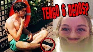 TENGO 6 DEDOS EN EL PIE...?