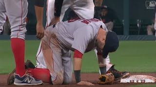 Dustin Pedroia knee injury: Red Sox star suffers significant setback during rehab