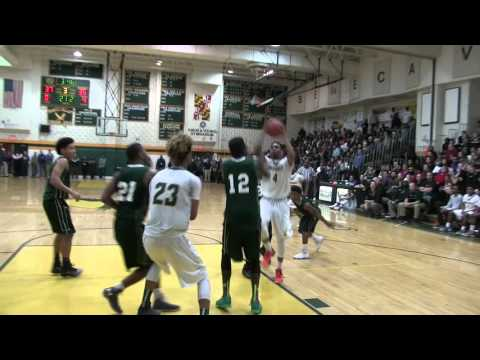 Tuscarora Vs. Seneca Valley 3A West Region Basketball Championship: Maryland Sports Access