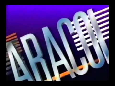 CARACOL TELEVISION, CaDeNa UNO + INTRO 1992 (CoLoMBiA)