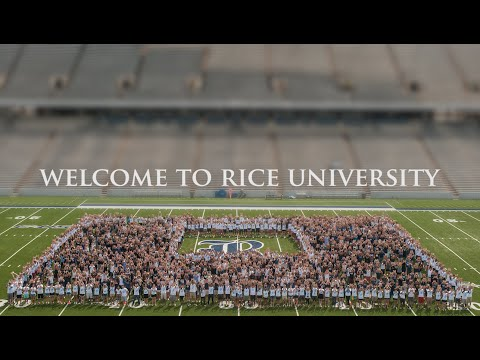 O-Week 2016 welcomes the new students to Rice University