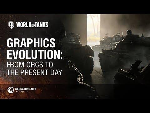 Developer Diaries: Graphics Evolution