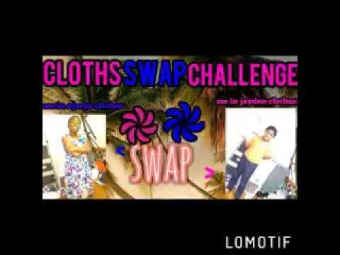 Cloths swap challenge