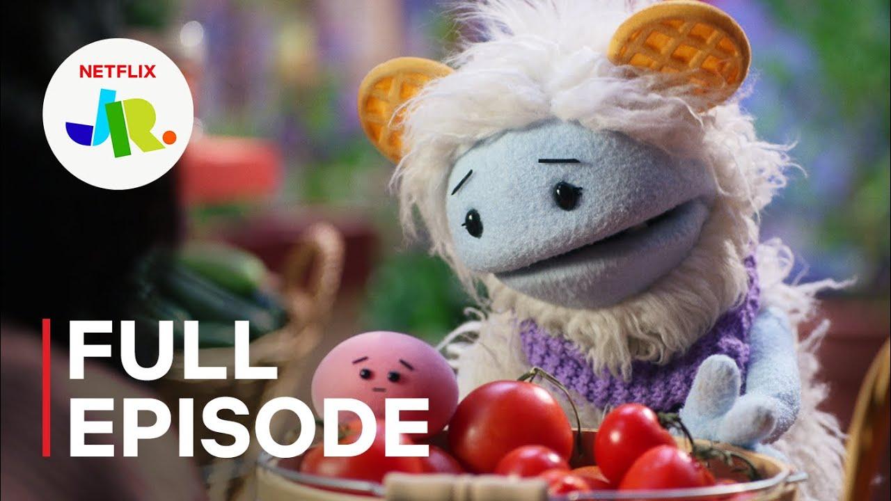 "Waffles + Mochi ""Tomato"" Full Episode 1 l Netflix Jr"