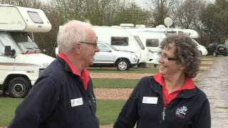 East Sussex - Crowborough Camping & Caravaning Club Site