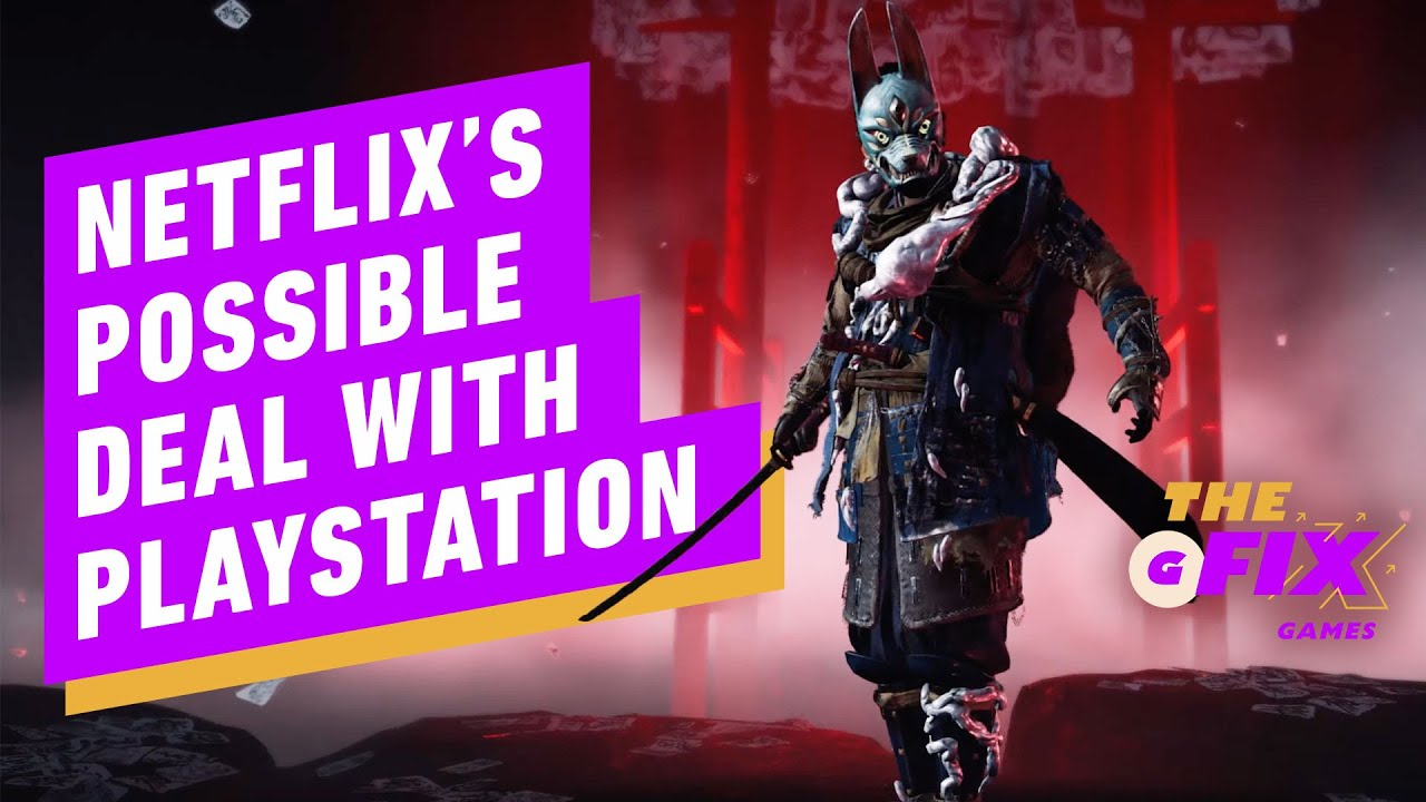 Are Playstation and Netflix Teaming Up? - IGN Daily Fix - IGN