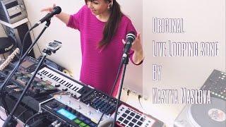 Gambar cover BOSS RC-505 - Live Looping by Nastya Maslova