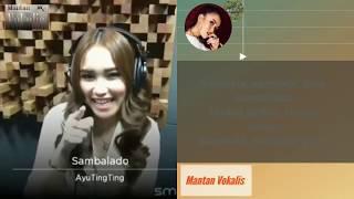 Sambalado - Ayu Ting Ting (video karaoke duet bareng artis)