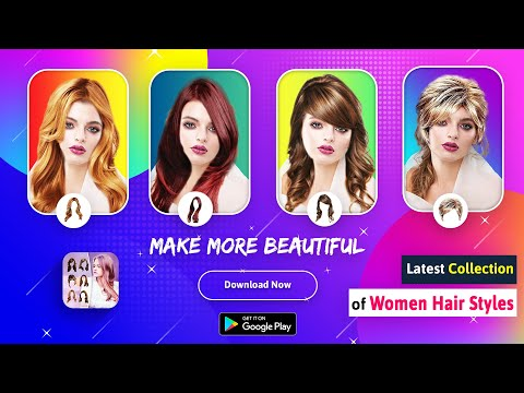 Women Hair Style Photo Editor , Apps on Google Play