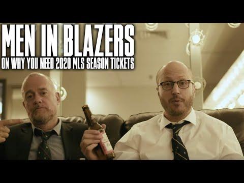 Men In Blazers Explain Why You Need Nashville SC MLS Season Tickets