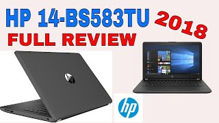 HP 14-BS583TU UNBOXING & FULL REVIEW 2018.