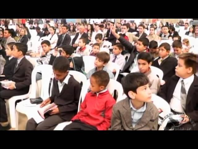 12.05.2013 - Encontro Regional de Pastores em Mogi Mirim/SP - Escolinha
