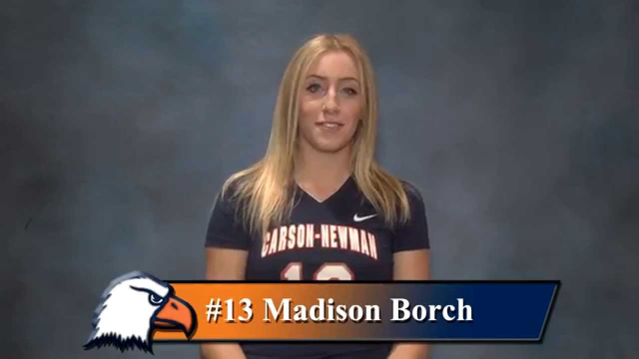2015 Carson-Newman Volleyball Video Roster - YouTube