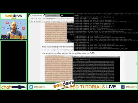 Page Speed For SEO ♻️ Part 3 ♻️ Nginx Varnish HTTPS PHP 7.1 Percona Install Tutorial