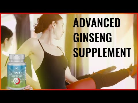 Most Advanced Red and White Ginseng Supplement in the World