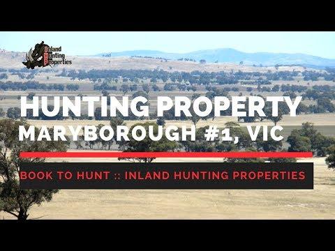 MARYBOROUGH #1 VICTORIA Hunting Property | Inland Hunting Properties