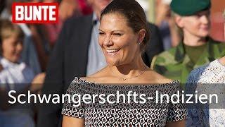 Victoria von Schweden - Das war das allererste Schwangerschafts-Indiz!   - BUNTE TV