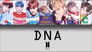 BTS - DNA (Turkish Subs/Türkçe Altyazılı)