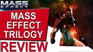 Mass Effect Trilogy Review | Why Mass Effect Is So Important To Me