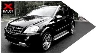 2009 Mercedes-Benz ML 63 AMG Videos