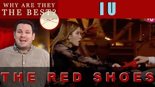 IU Red Shoes - Why Are They The Best?  - Dr. Marc Reynolds - Reaction