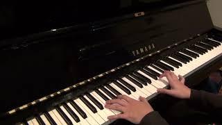 Coldplay - Coloratura (piano cover) видео