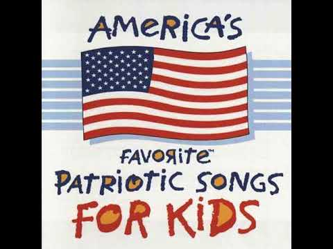 This Land is your Land - America's Favorite Patriotic Songs for Kids