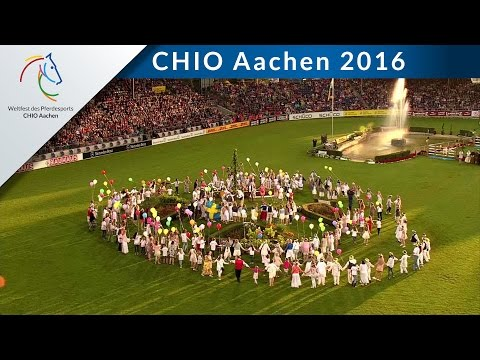 Highlights: Opening Ceremony CHIO Aachen 2016