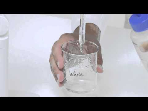 PH Electrode Cleaning - 4/6