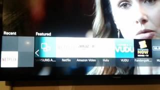Samsung Smart TV hub Error Failed to download 3010 fix hard reset