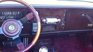 1982 Buick Riviera Convertible ORIGINAL Los Angeles