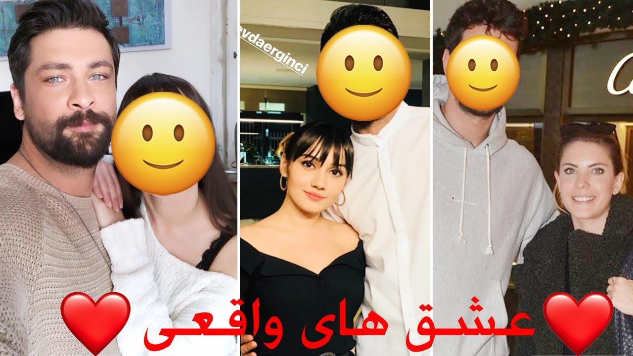 همسران واقعی بازیگران سریال سیب ممنوعه Youtube